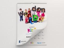 weldonKIDS kalendarz 2011